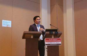 """Bác sĩ Phùng Mạnh Cường và Hội thảo báo cáo đề tài """"nâng mũi sụn sườn bằng phương pháp gây tê plus"""" tại Hàn Quốc"""
